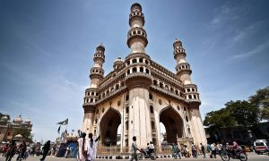 Charminiar in Hyderabad