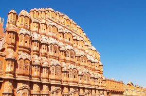 Hawa Mahal in Pink City, Jaipur